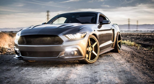 Motm The Grey Hulk S550 Mustang Build 2015 Mustang