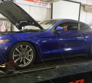 Speed By Design 2015 Mustang GT Twin Turbo Kit