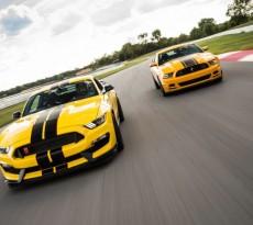 GT350R Mustang vs