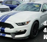 2016 GT350 Lund Tune and Dyno Results