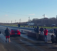 First 11 Second Shelby GT350