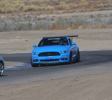 S550 Mustang Lap Times