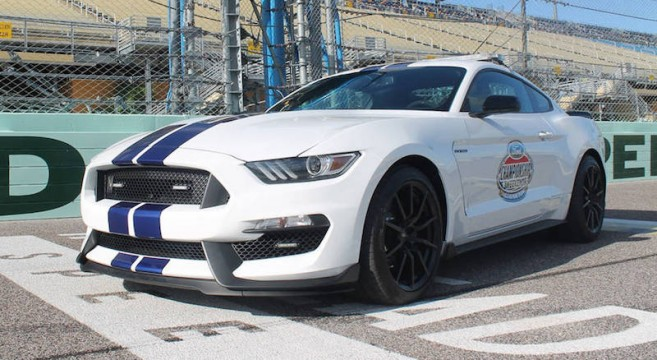 Shelby GT350 Pace Car EcoBoost 400