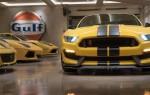 Shelby GT350R Mustang Ben Treynor