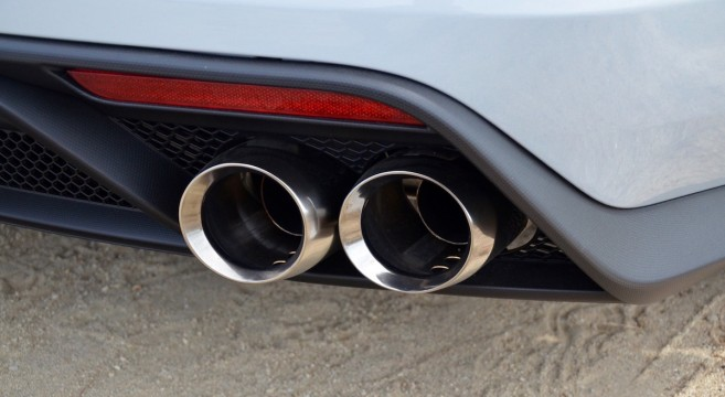 2016 Shelby GT350 Exhaust