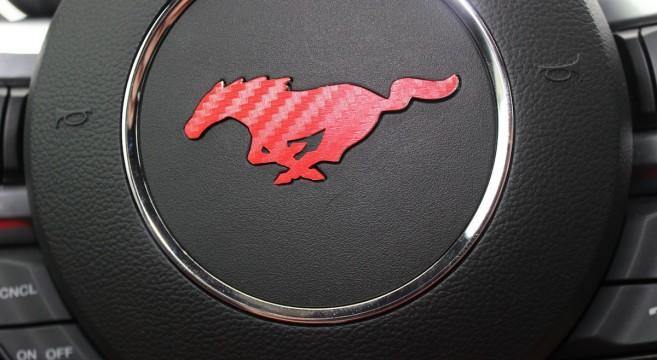 S550 Steering Wheel Decals 2015 Mustang Forum News Blog