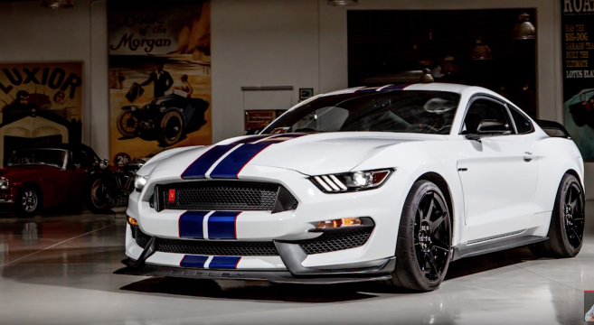 Shelby GT350R Jay Leno Garage