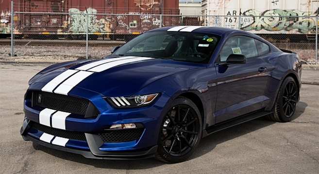 2015 Shelby GT350 Auction | 2015+ Mustang Forum News Blog (S550 GT ...