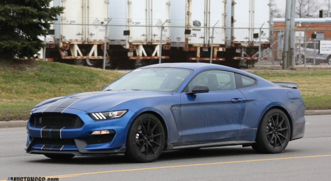 2015 Mustang Stripes >> Lightning Blue 2017 Shelby GT350 | 2015+ Mustang Forum News Blog (S550 GT, GT350, GT500, I4, V6 ...