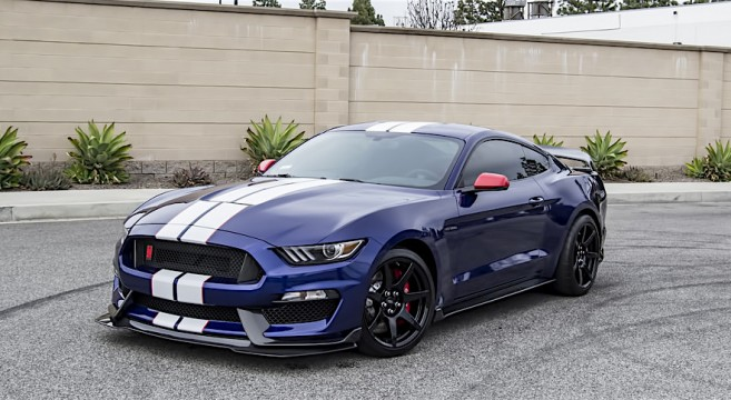 Carbon2Carbon GT350R Package Previewed | 2015+ Mustang Forum News Blog (S550 GT, GT350, GT500 ...