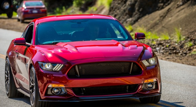 Motm Sc Ruby S Whipple Build 2015 Mustang Forum News