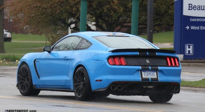 Grabber Blue 2017 Gt350 Mustang 2015 Mustang Forum News