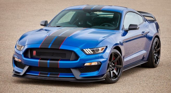 Official 2017 Gt350 New Colors And Features Confirmed