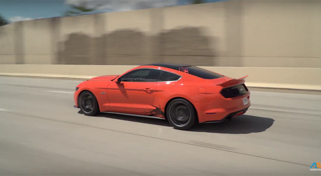 AmericanMuscle S550 Mustang 10th Anniversary Giveaway - 1