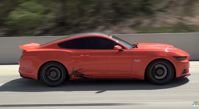 AmericanMuscle S550 Mustang 10th Anniversary Giveaway - 2