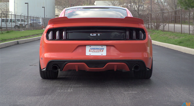 AmericanMuscle S550 Mustang 10th Anniversary Giveaway - 4