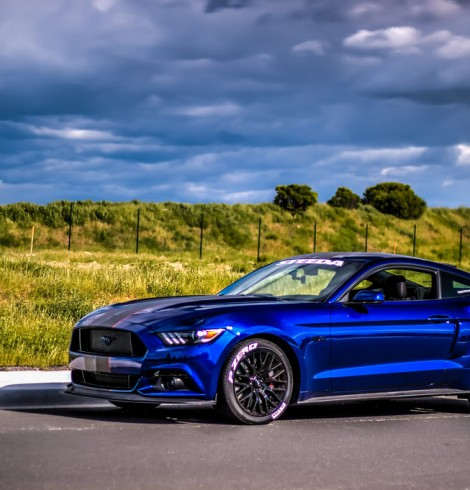 MOTM 2015 Mustang GT Evolution of Amelia