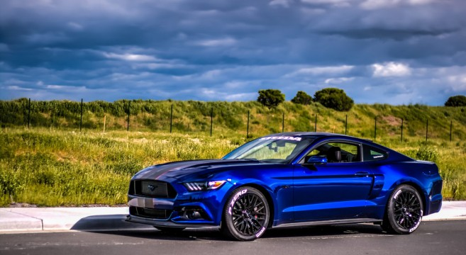 MOTM: Evolution of Amelia | 2015+ Mustang Forum News Blog ...
