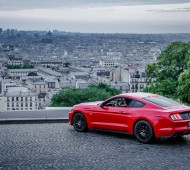 Ford Mustang in France