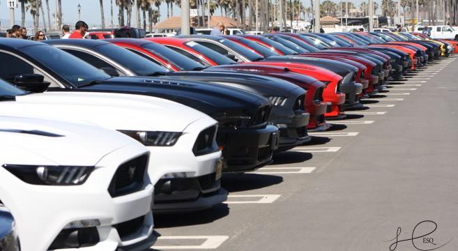 NorCal Meets SoCal Mustang6G Meet and Cruise-1