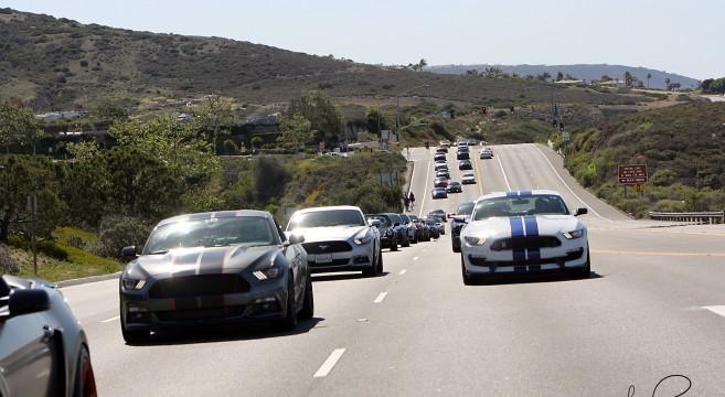 NorCal Meets SoCal Mustang6G Meet and Cruise-2