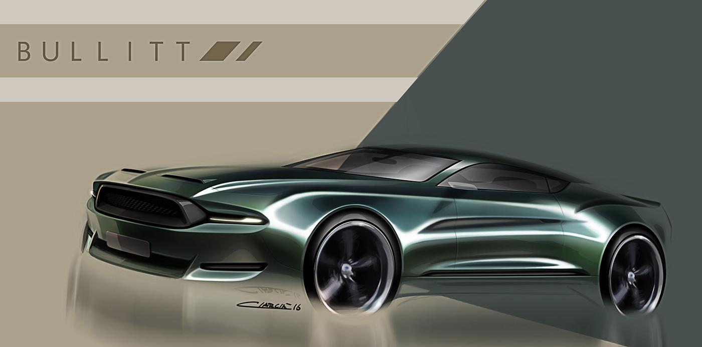 2018 Mustang Concept Motavera Com