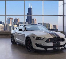 2016 Shelby GT350R Fundraiser Giveaway Raffle Contest