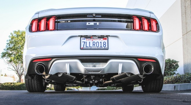 Ark Grip Catback Exhaust System
