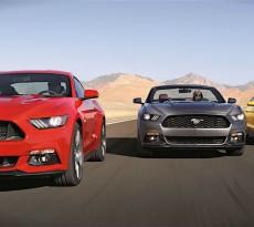 S550 Mustang April 2016 Sales
