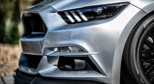 Diy Black Painted S550 Headlights 2015 Mustang Forum