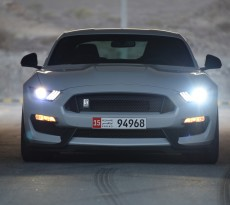 Shelby GT350 Abu Dhabi UAE