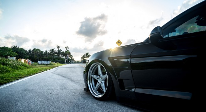 2016 Ford Bronco >> Vossen X Work VWS-3 Wheels | 2015+ Mustang Forum News Blog (S550 GT, GT350, GT500, I4, V6 ...