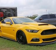 Cervinis Stalker S550 Mustang