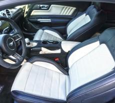 JPM Coachworks S550 Mustang Custom Interior