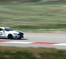 Ford Performance Racing School S550 Mustang GT