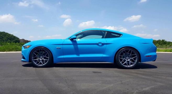 Motm Hypermotive S 2017 Grabber Blue Mustang Gt 2015