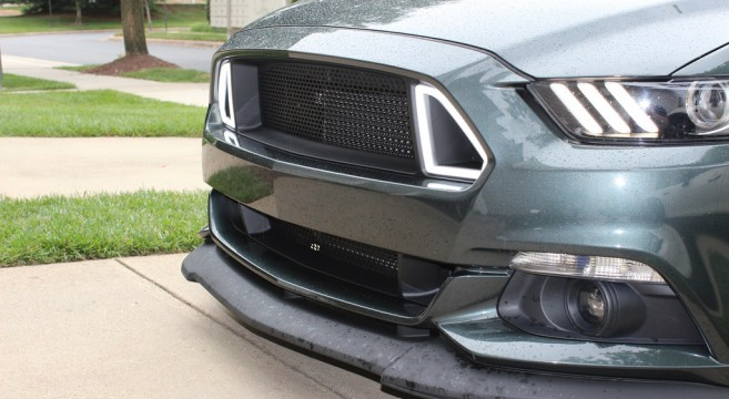 S550 Mustang RTR Grille with LED Accents | 2015+ Mustang Forum News ...