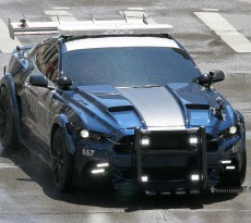 Transformers S550 Mustang 5