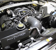 procharger_gt350_supercharger_blown_underhood_pass