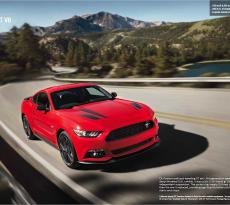 2017 Mustang Brochure