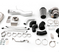 EcoBoost Mustang-Borg Warner CP-E Atmosphere Turbo Kit