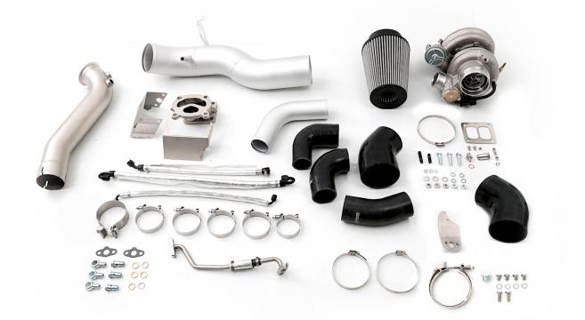 EcoBoost Mustang-Borg Warner CP-E Atmosphere Turbo Kit