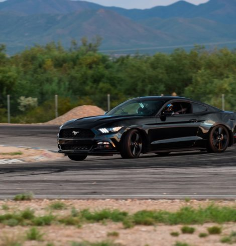 MOTM Project Charlie Horse 2016 Mustang EcoBoost