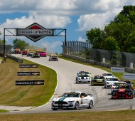 Third Win in a Row for Shelby GT350R-C as Multimatic Motorsports