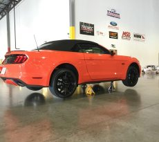 Steeda S550 Convertible Jacking Rails
