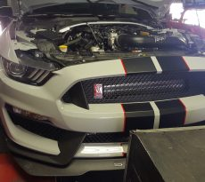 Twin Turbo Shelby GT350R-1