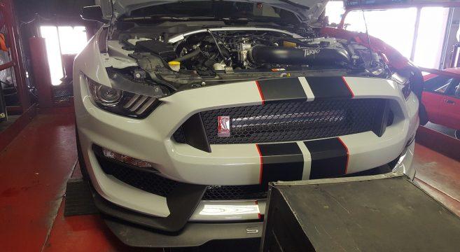 Twin Turbo Shelby GT350R-1