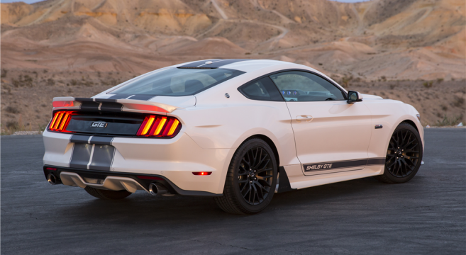 2017 Shelby GTE Auctioned   2015+ Mustang Forum News Blog (S550 GT ...