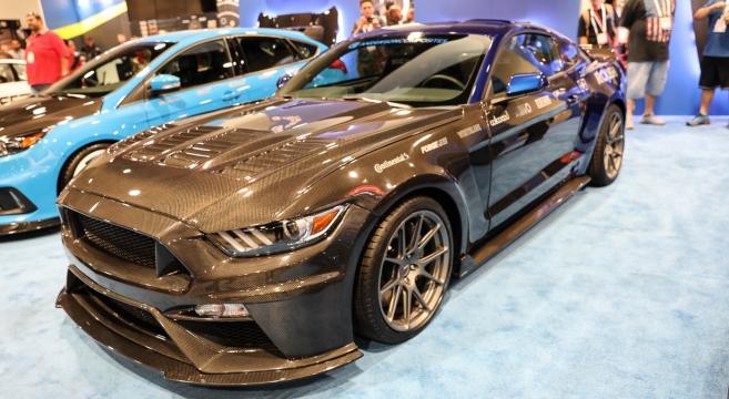Gallery 2016 Sema Mustangs 2015 Mustang Forum News