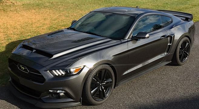 Cervini's S550 Stalker Side Scoops | 2015+ Mustang Forum ...